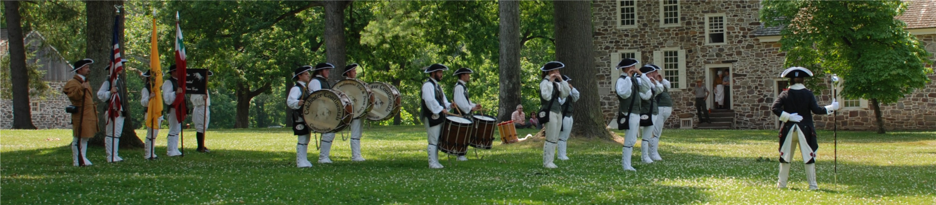 CCFDC Fife and Drum Corps